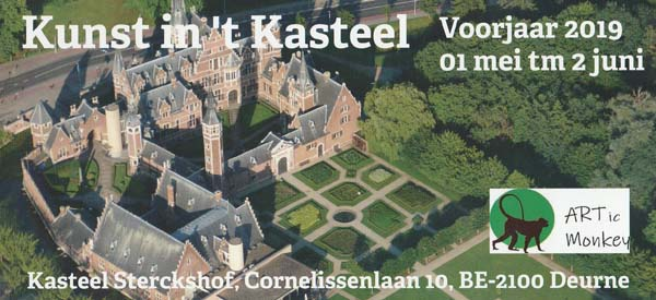 expo Kunst in 't Kasteel